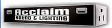 Acclaim Sound And Lighting Coupons