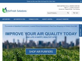 airfreshsolutions coupons