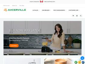 juicerville coupons