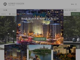 lordelginhotel coupons