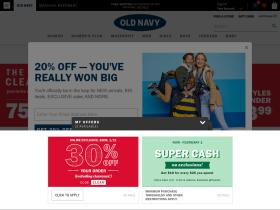 Oldnavy Coupons