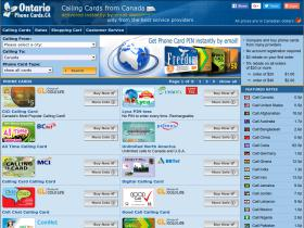 Ontariophonecards Coupons