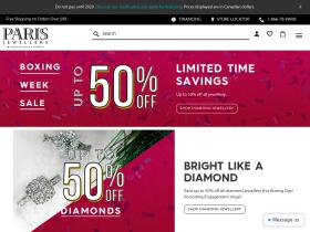 parisjewellers coupons