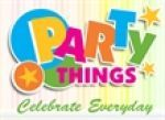 partythings Promo Codes