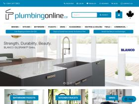 Plumbingonline.ca Coupons