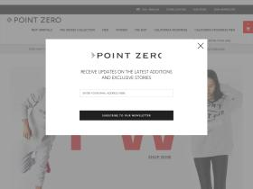 pointzero coupons