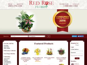 Red Rose Florist Coupons