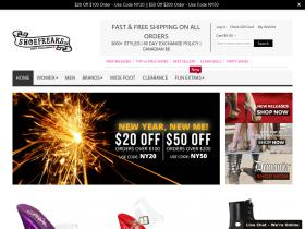 shoefreaks Promo Codes