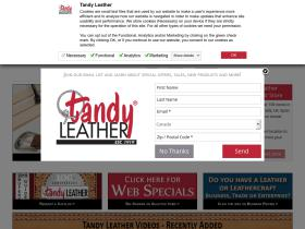 Tandyleather Coupons