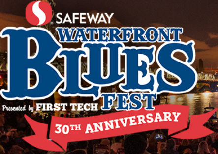 Waterfront Blues Festival Coupons