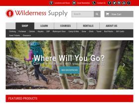 Wildernesssupply Coupons